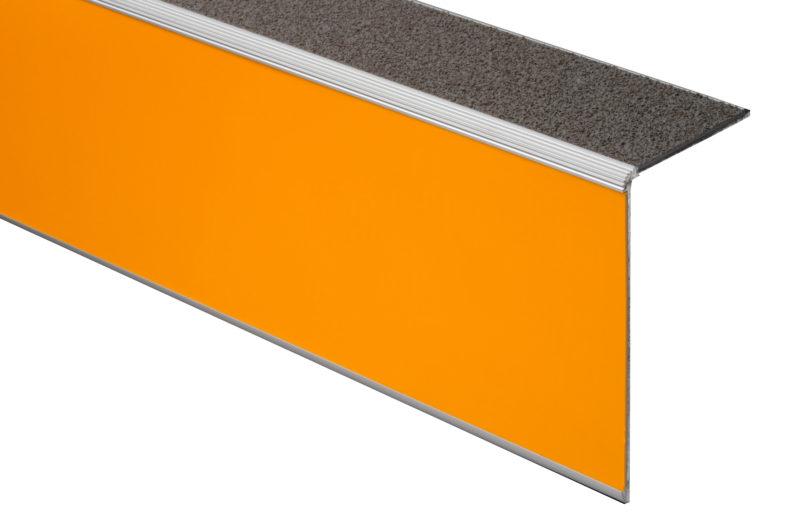 nez de marche contremarche combo en aluminium et polymère pour intérieur