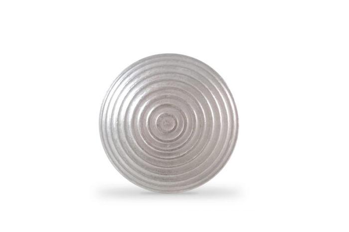 Clou aluminium rainuré à sceller