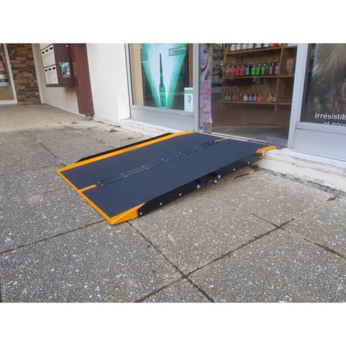 Rampe amovible pliable Shop Ramp