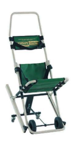 chaise evacuation standard