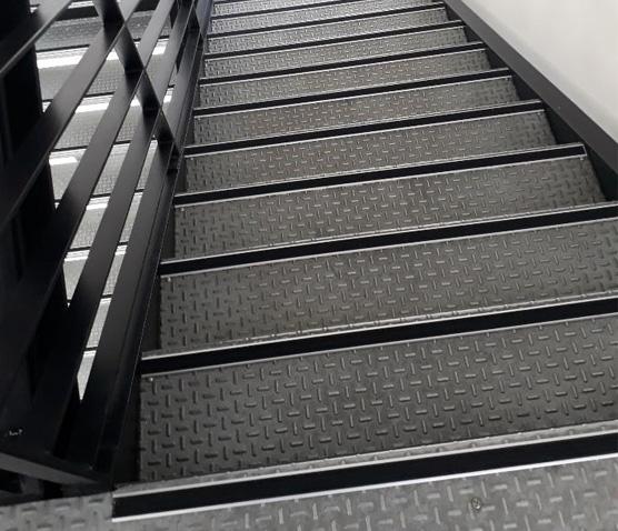 Sécurisation des escaliers