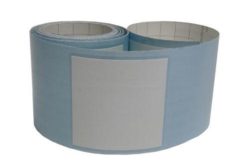 bandeau de sécurité à motifs carrés pour vitrage