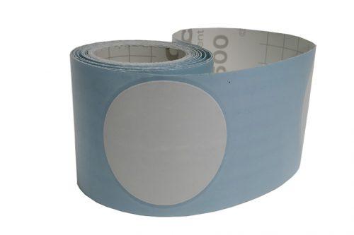 bandeau de sécurité à motifs ronds pour vitrage