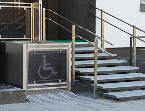 ACceciaa et l'accessibilité au cadre bâti