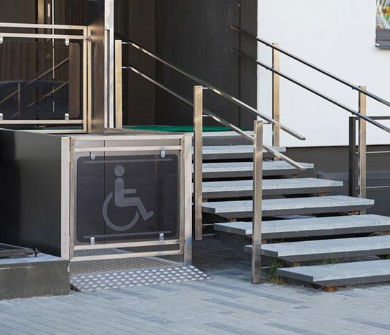 ACeciaa et l'accessibilité des bâtiments