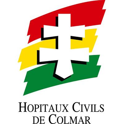 Logo des Hôpitaux Civils de Colmar