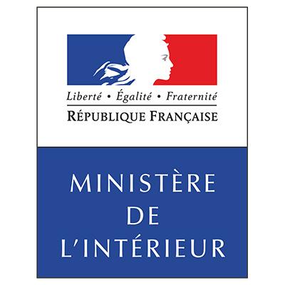 Logo du Ministère de l'Intérieur