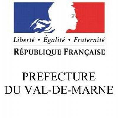 Logo de la Préfecture du Val de Marne