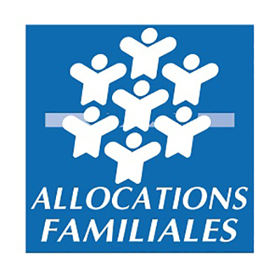 Logo de la Caisse des Allocations Familiales