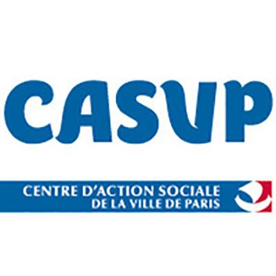 Logo CASVP