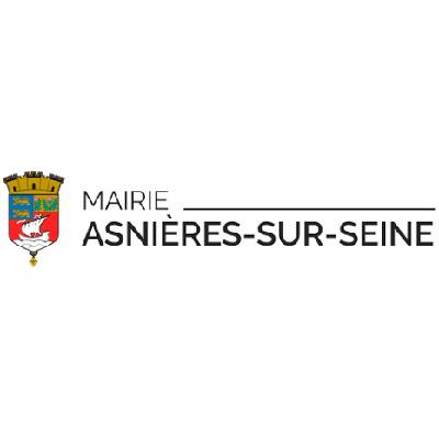 Logo de la ville d'Asnière-sur-Seine