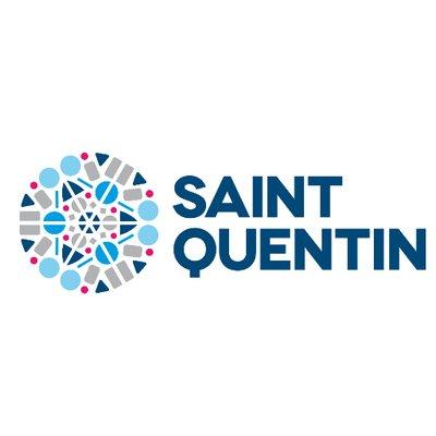 Logo de la ville de Saint Quentin