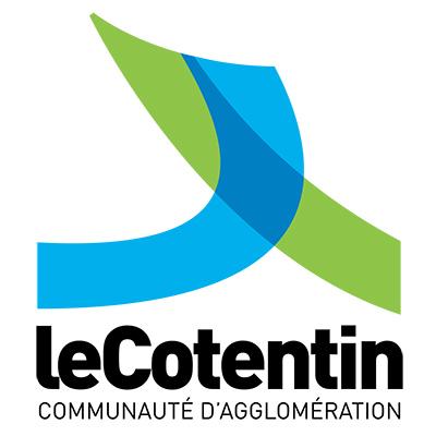 Logo de la communauté d'agglomération du Cotentin