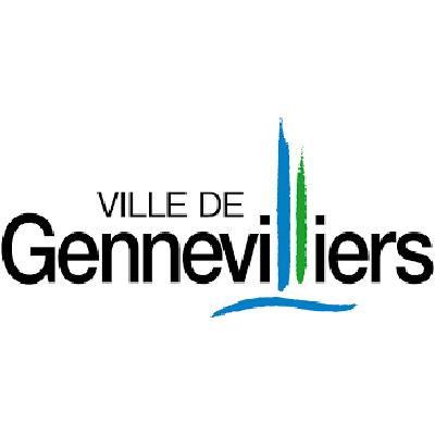 Logo de la ville de Gennevilliers