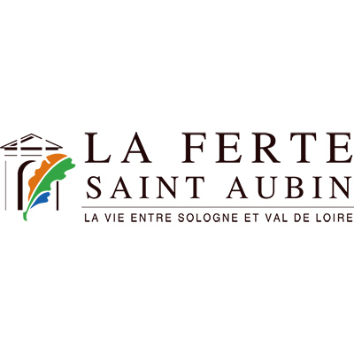 Logo de la ville de la Ferté Saint Aubin